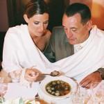 Svatební hostina - restaurace Nostitz 1