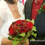 Svatba Soláň - svatební kytice